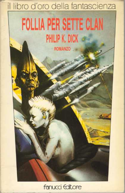 Philip K. Dick - Clans of the Alphane Moon 13 (Italian)