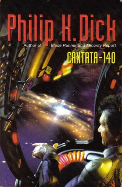 Philip K. Dick - Cantata-140