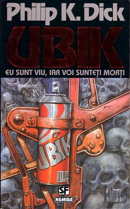 Philip K. Dick - Ubik 27 (Romanian)