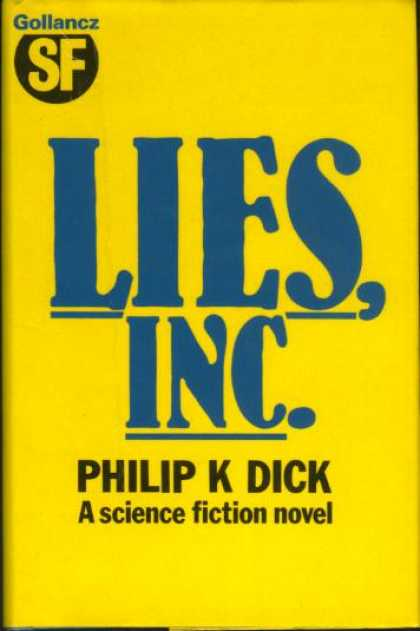 Philip K. Dick - Lies, Inc. 2