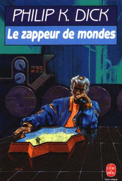 Philip K. Dick - Zap Gun 12 (French)