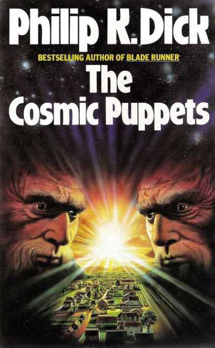 Philip K. Dick - Cosmic Puppets 14