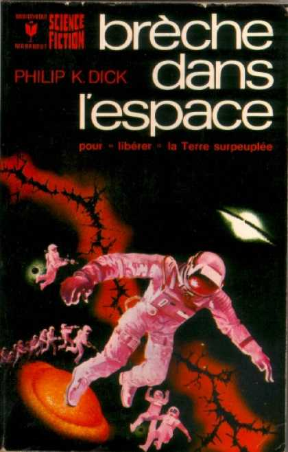 Philip K. Dick - The Crack In Space 5 (French)