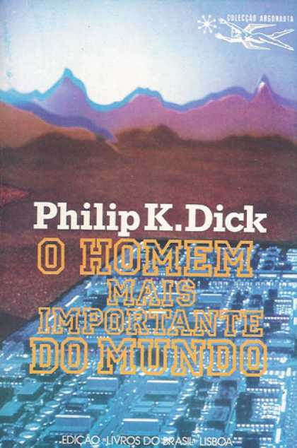Philip K. Dick - Time Out Of Joint 16 (Portugese)