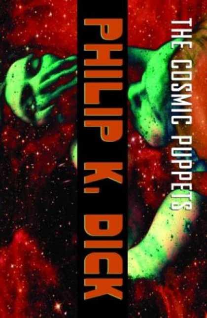 Philip K. Dick - Cosmic Puppets 12
