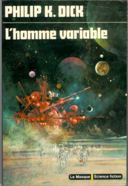 Philip K. Dick - The Variable Man 5