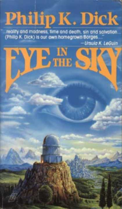 Philip K. Dick - Eye in The Sky 3
