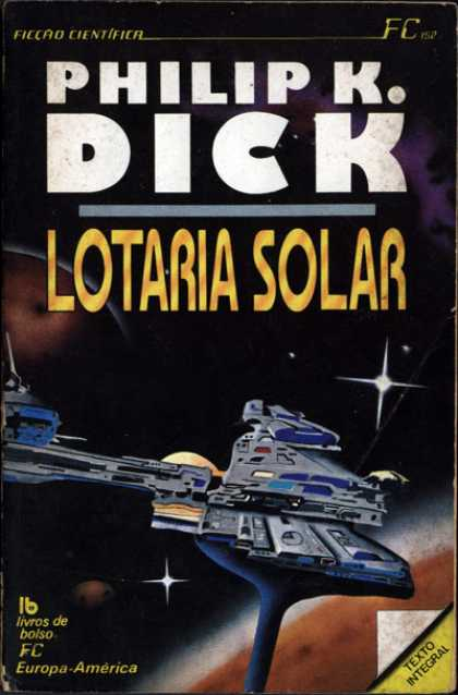Philip K. Dick - Solar Lottery 21 (Portugese)