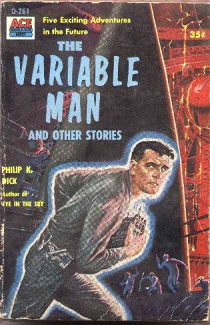 Philip K. Dick - The Variable Man