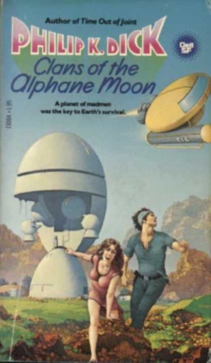 Philip K. Dick - Clans of the Alphane Moon 6