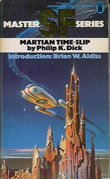 Philip K. Dick - Martian Time Slip 2