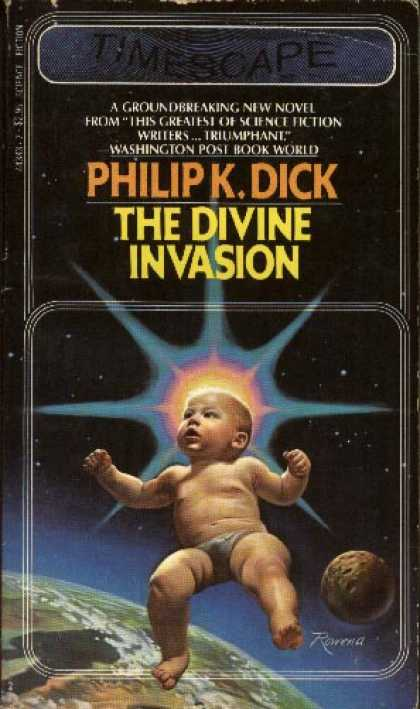 Philip K. Dick - The Divine Invasion 2