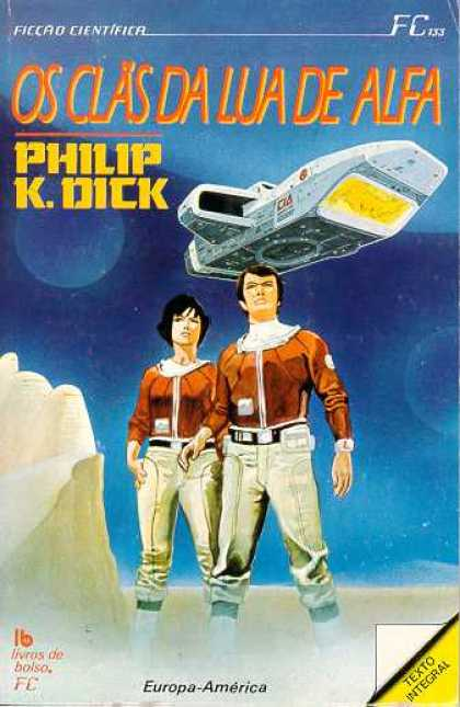 Philip K. Dick - Clans of the Alphane Moon 8 (Portugese)