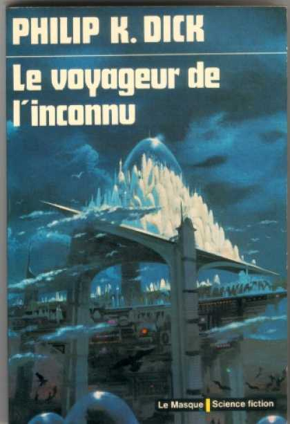 Philip K. Dick - Dr. Futurity 3 (French)