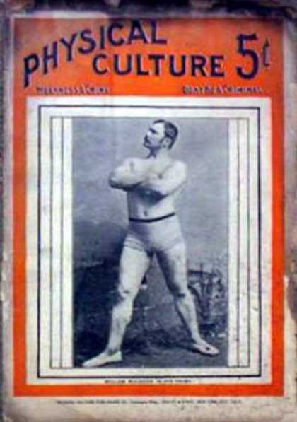 Physical Culture - 7/1900