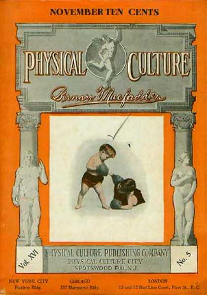 Physical Culture - 11/1906