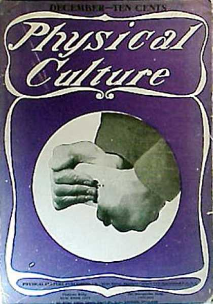 Physical Culture - 12/1906