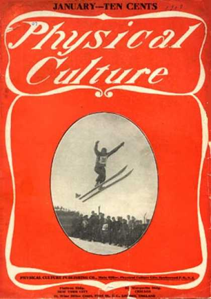 Physical Culture - 1/1907