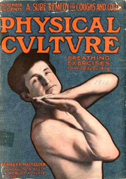 Physical Culture - 11/1910