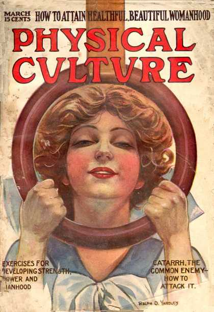 Physical Culture - 3/1911