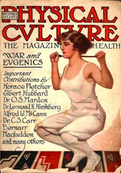 Physical Culture - 12/1914