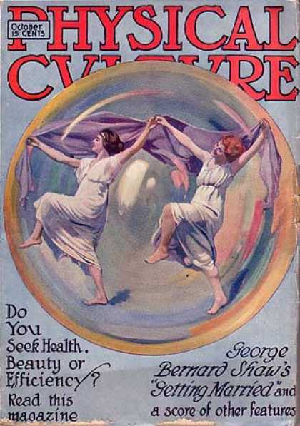 Physical Culture - 10/1915