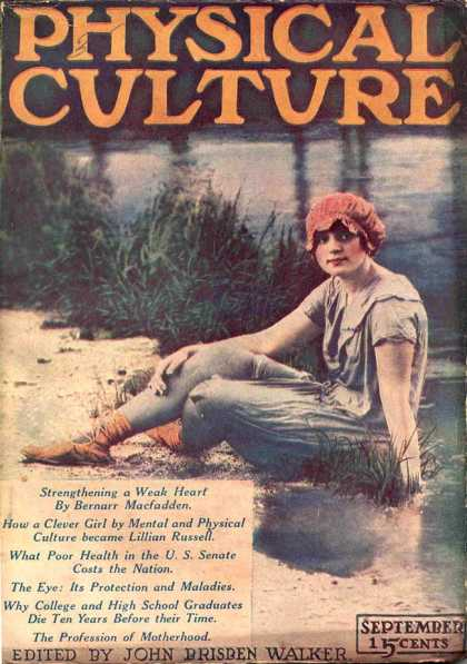 Physical Culture - 9/1916