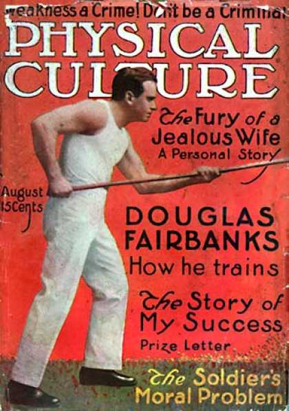 Physical Culture - 8/1917