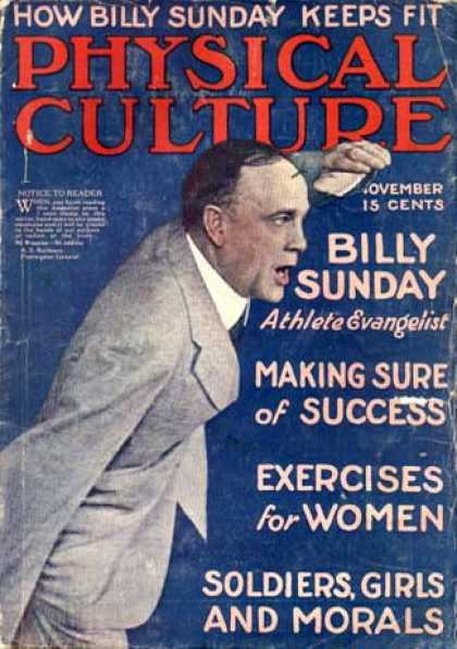 Physical Culture - 11/1917