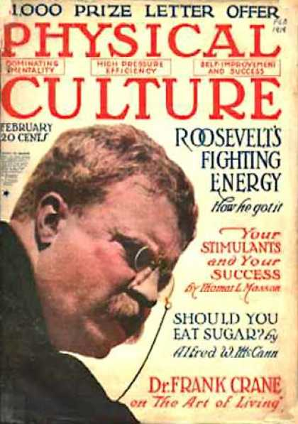 Physical Culture - 2/1918