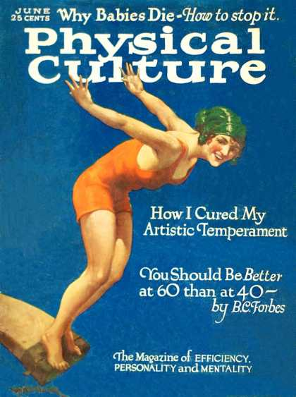 Physical Culture - 6/1921