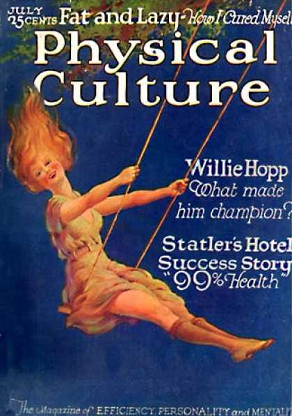 Physical Culture - 7/1921