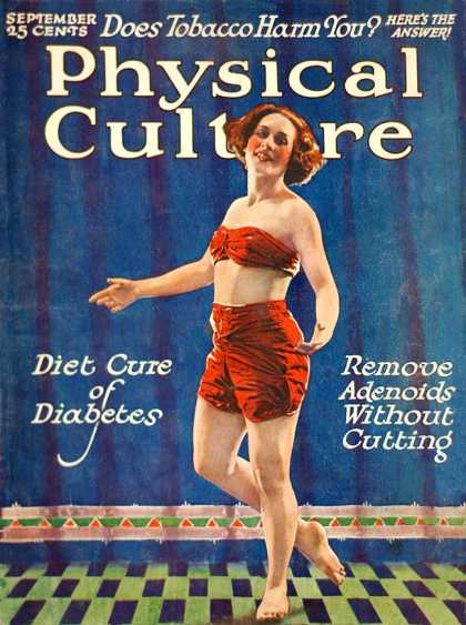 Physical Culture - 9/1921