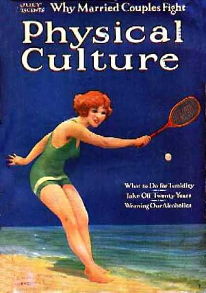 Physical Culture - 7/1922