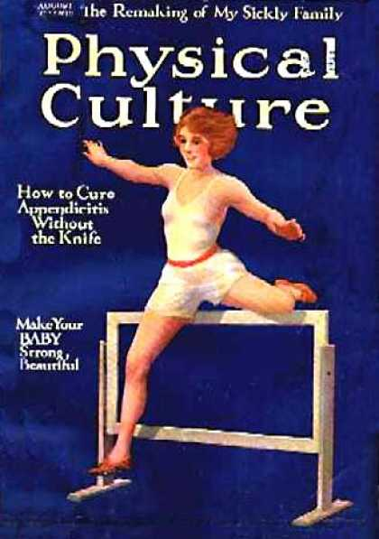 Physical Culture - 8/1922