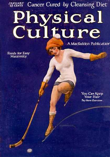 Physical Culture - 1/1923
