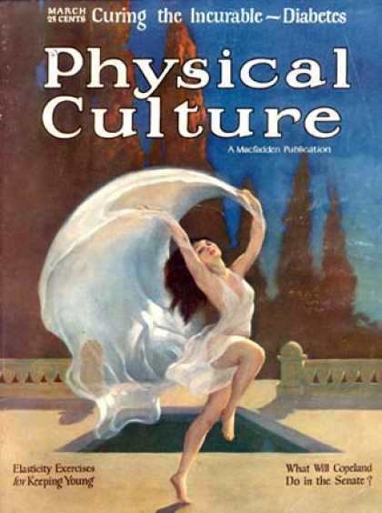 Physical Culture - 3/1923