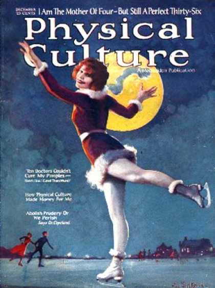 Physical Culture - 12/1923