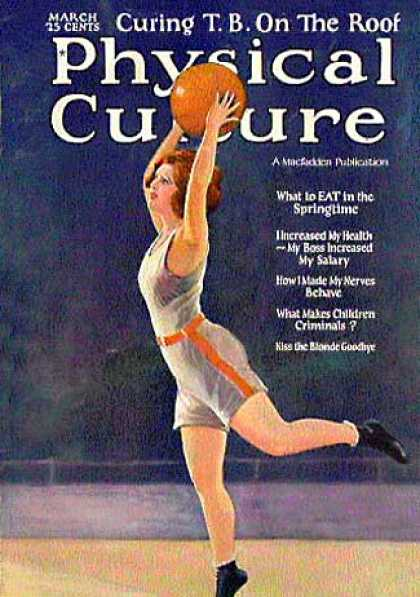Physical Culture - 3/1924