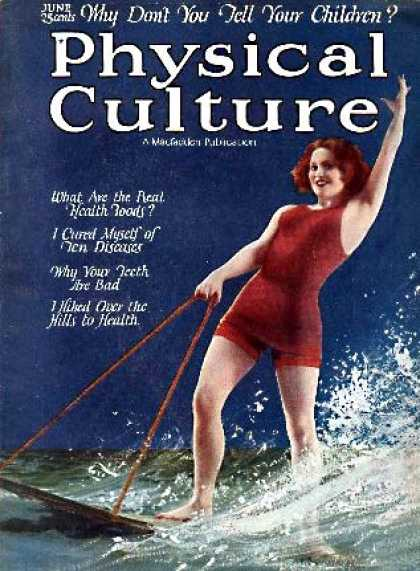 Physical Culture - 6/1924