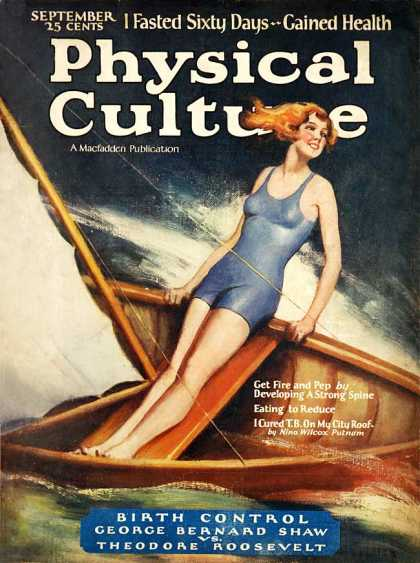 Physical Culture - 9/1924