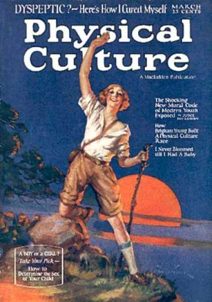 Physical Culture - 3/1925