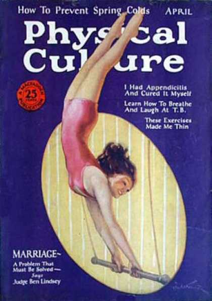 Physical Culture - 4/1925