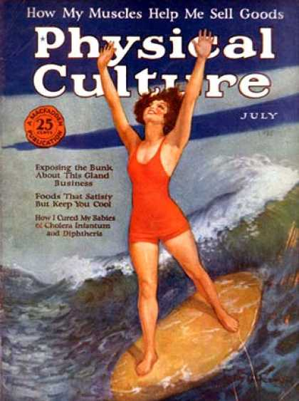Physical Culture - 7/1925