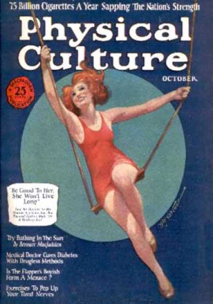 Physical Culture - 10/1925