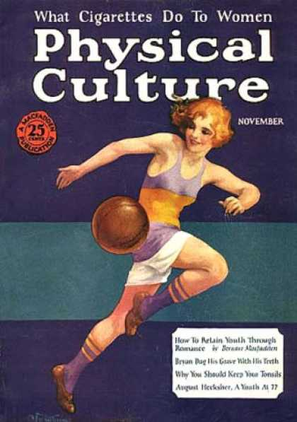 Physical Culture - 11/1925