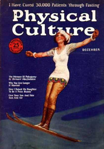 Physical Culture - 12/1925