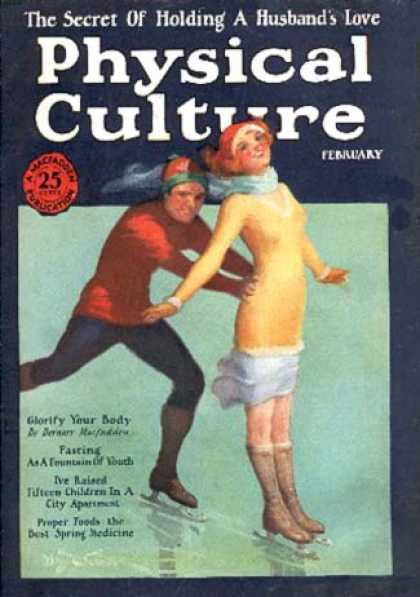 Physical Culture - 2/1926