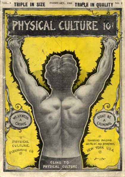 Physical Culture - 2/1903
