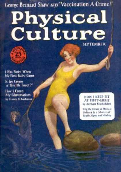 Physical Culture - 9/1926
